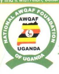awqaf Uganda Logo 3